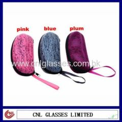 Shenzhen Personalized Zipper Wholesale Eyeglasses Case