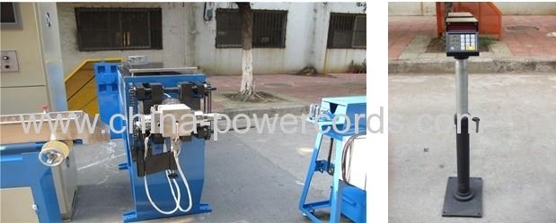 silicone rubber extruder line