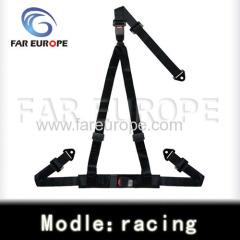 racing car safety belt