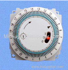 Timer switch module mechanical