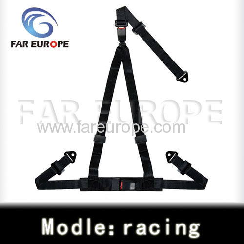 racing seat belt harness