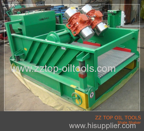 solid control shale shaker