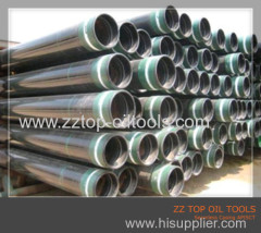 Casing Tubing API 5CT seamless pipe