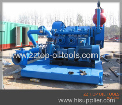 oilfield mud pump triplex pump