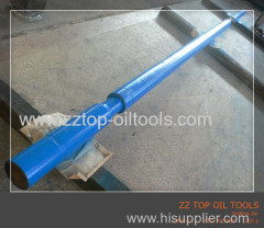Mechanical drilling jar hydraulic jar