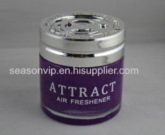 attract gel fragrance/ auto perfume