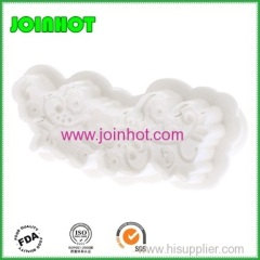 2013 new plastic plunger cutter for cake