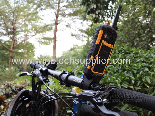MTK6577 IP67 Waterproof Dustproof Shockproof IPS Gorilla glass Capacitive screen GPS rugged phone