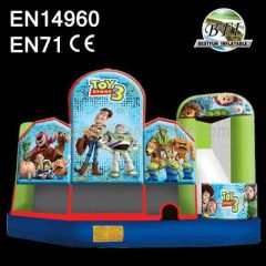 Inflatable Bounce Slide Combo for sale