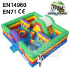 Inflatable Bouncy Playground for sale