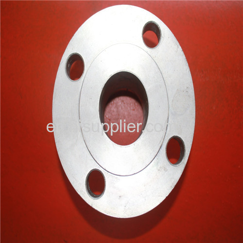 DIN /EN1092/UNI/ANSI /JIS/GOST carbon steel forged flangesANSI B16.5 SO FLANGE with high qualitywith high quality