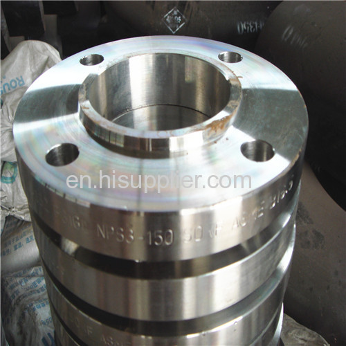 ASTM A182 F9 SO Flange