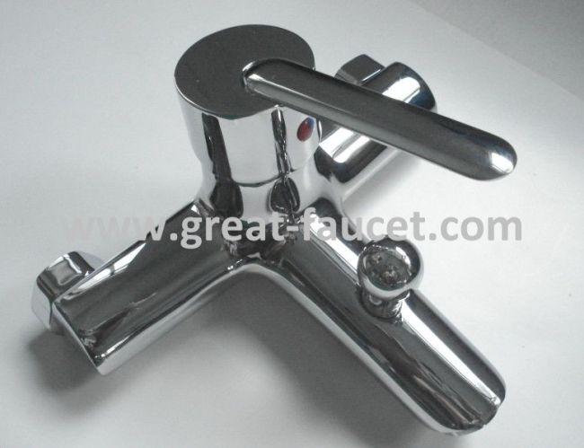 Customized Designed Wall Mount Bath Mixer