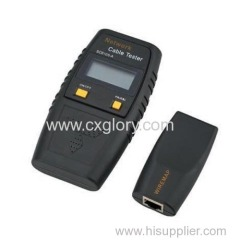 LCD cable tester for network Multi-function cable tester