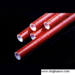 PPR red The steady-state tube