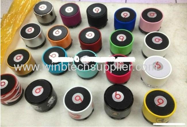 Top Quality Beats By Dr Dre Mini Bluetooth Speaker Beatbox S10 Mini Speaker