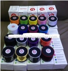 Top Quality Beats By Dr Dre Mini Bluetooth Speaker Beatbox S10 s11 Mini Speaker