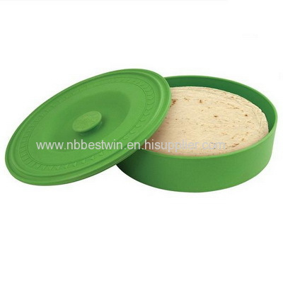 Tortilla Warmer Container / Plastic Corn Container / Food Container