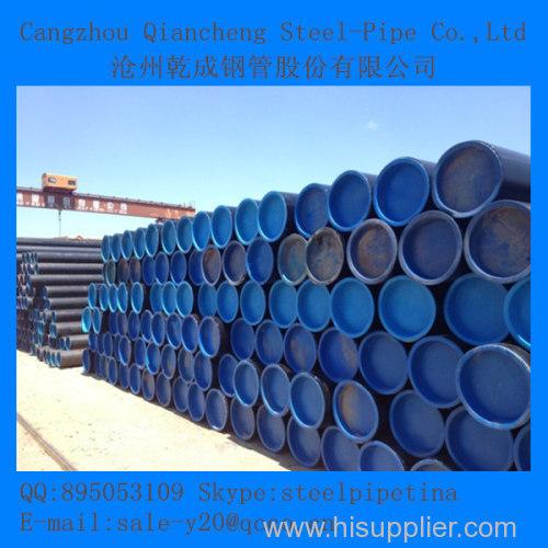 SMLS steel pipe API 5L/ASTM A106/A53 GRADE B