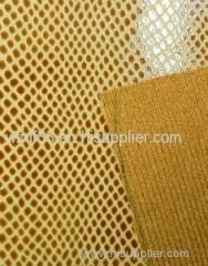 Crystal design pu leather
