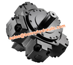 Intermot NHM3 series hydraulic motor
