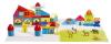 Zoo 47pcs plastic building blocks