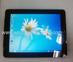 windows 8 tablet pc 3g wcdma Intel N2600 1.6GHZ Dual core 9.7INCH win8 tablet pc