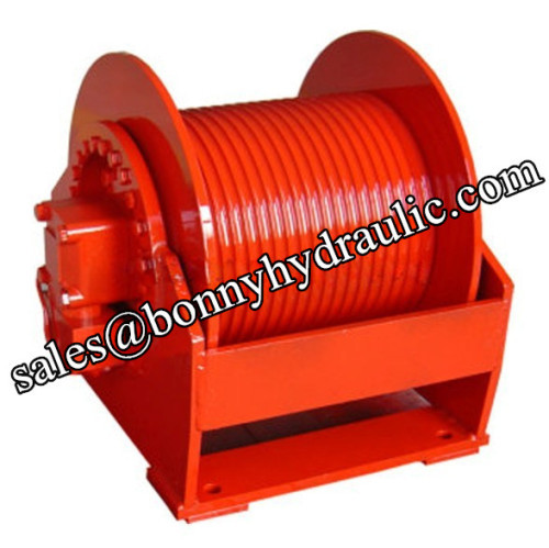 china compact hydraulic winch manufacturer
