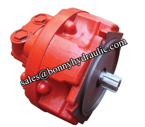 hydraulic motor SAI GM6