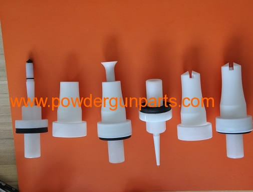 cascade of powder coating system