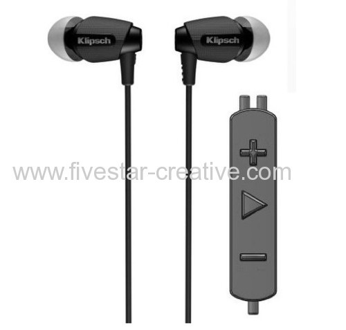 Klipsch Image S5i Rugged Earbud Headphones With 3 On Mic