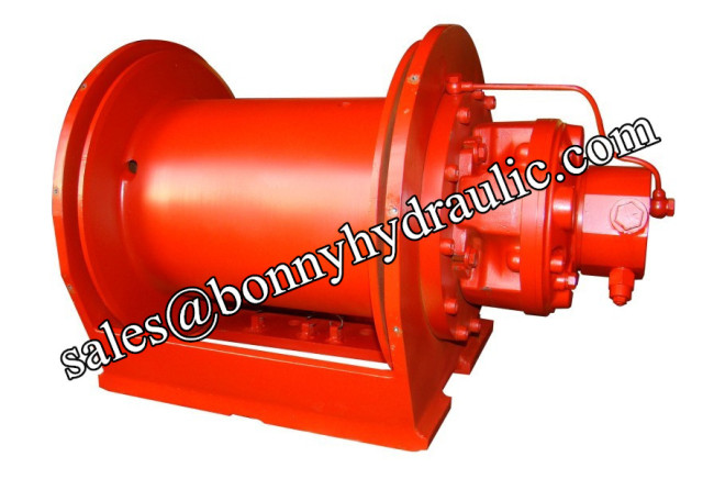 china hydraulic winch manufacturer
