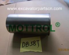 DB58T LINER FOR EXCAVATOR