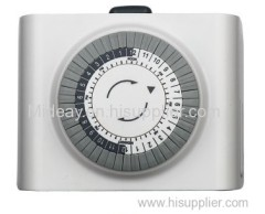 1 outlet mechanical daily plug in timer