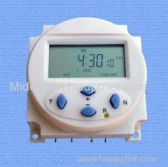 Digital timer module weekly