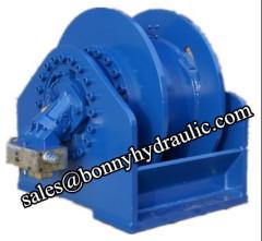 hydraulic winch marine winch manufacturer
