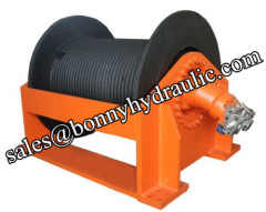 heavy duty hydraulic winch manufacturer