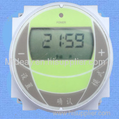7 days digital timer