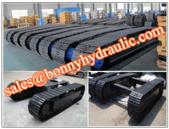 1-60 ton steel track undercarriage manufacturer