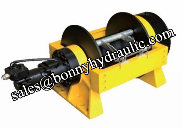 40 ton pulling winch manufacturer