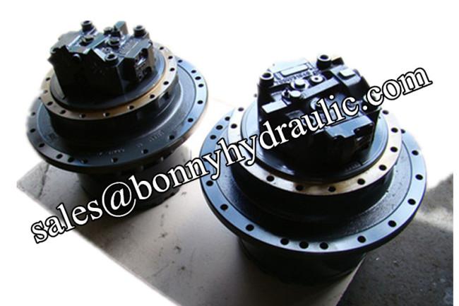 Doosan TM series final drive track drive gearbox