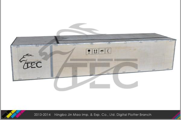 Eco Solvent Plotter / Banner Printer / Vinyl Printer with DX7 head , 1.8m