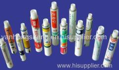 Aluminum Flexible Tube for Medicine&food&Cosmetics&Paints