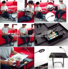 bed-Mate folding portable table