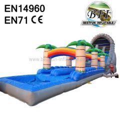 Giant Adult Raring River Waterslide