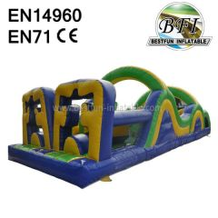 Obstacle Course Inflatable For Sale