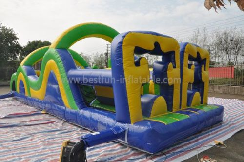 New Design Sport Obstacle Course