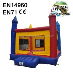 Commercial Inflatable Basic Bounce House