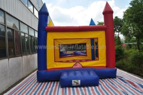 Red Discount Inflatable Bouncer