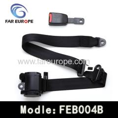 3-point auto seat belt